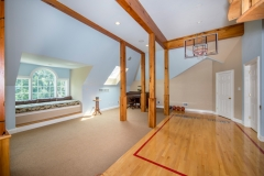 67 West Rose Valley Road  |  Party Room with Shooting Court