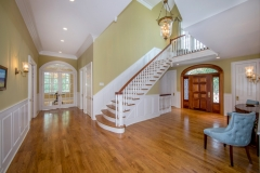 67 West Rose Valley Road  |  Grand Foyer and center hall