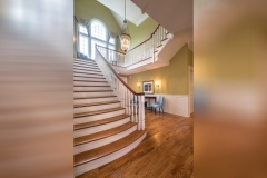 67 West Rose Valley Road  |  Elegant turned staircase
